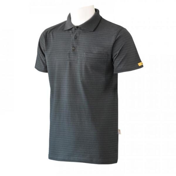PROTEX® ESD-polo shirt, unisex