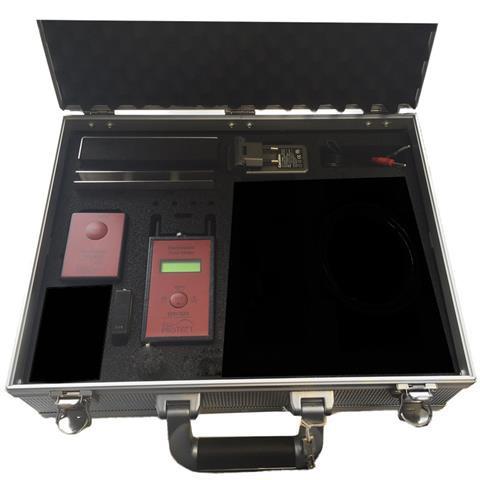 Mietgerät Elektrofeldmeter EFM 823 & CPS