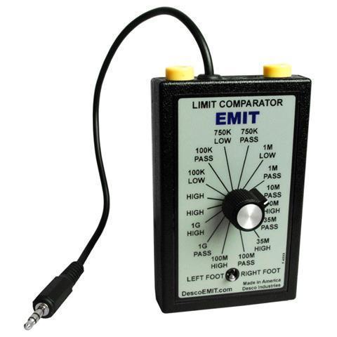 Mietgerät Limit Comparator Kalibriergerät