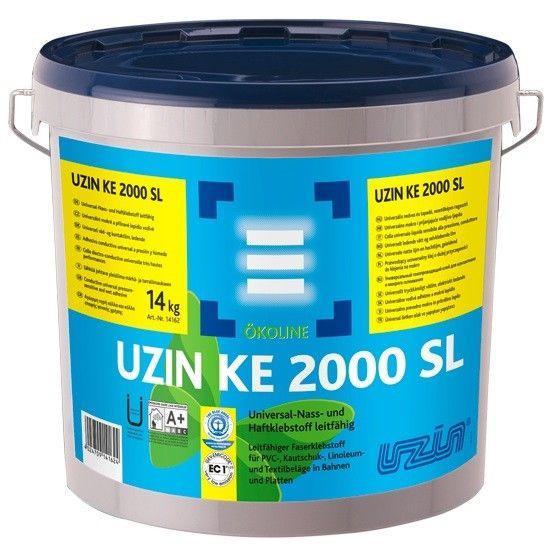 EP0599015 Uzin KE 2000 SL leitfaehiger Faserklebstoff