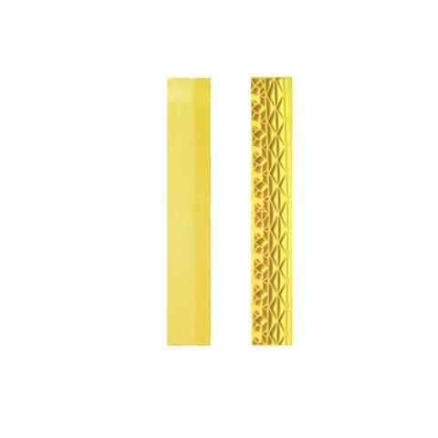 EP0502003 Rampenelement negative Zahnung gelb
