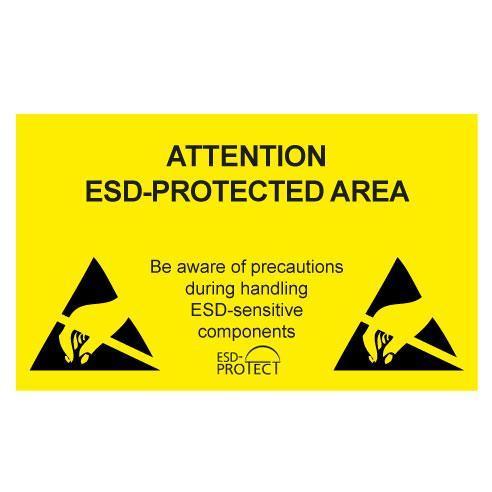 EP0601034 EPA-Warnschild EN Hartplastik 500x300 mm