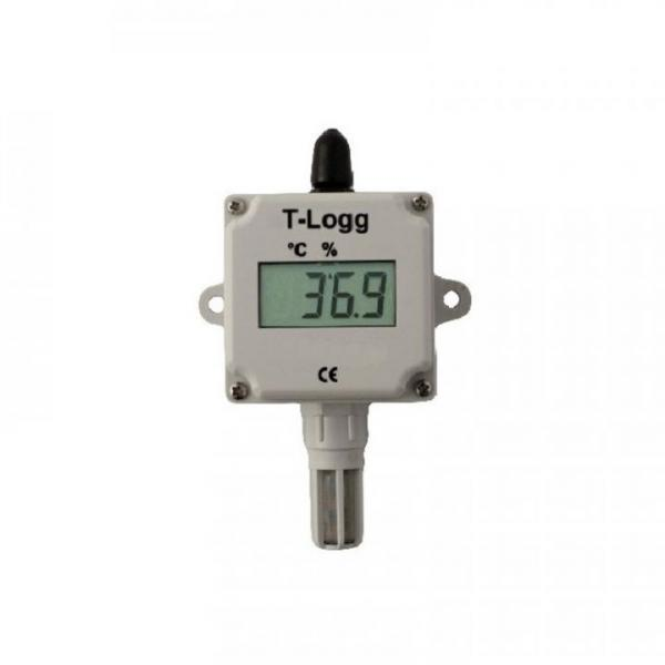 Digital hygro-/thermometer T-Logg