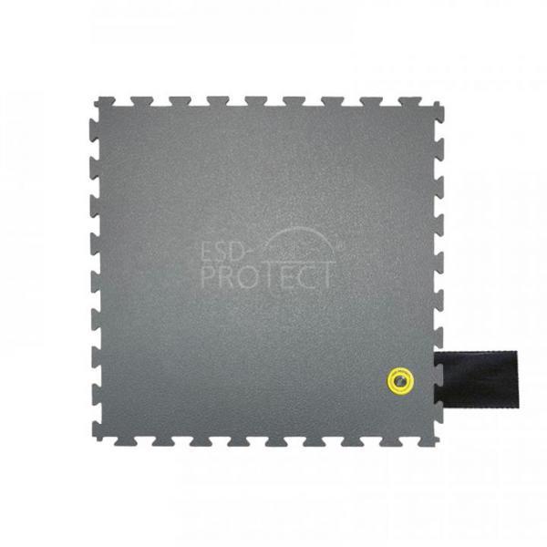 ESD-ProFloor PF 55 floor connection puzzle-tile