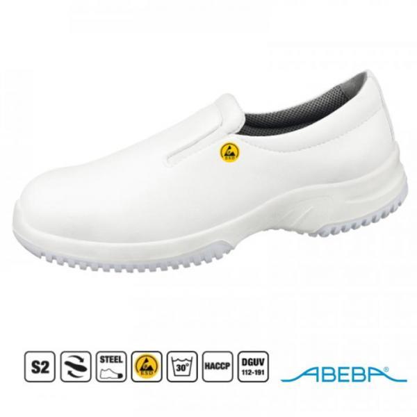 EP1006701 Abeba ESD-Sicherheitsschuh uni6 Slipper