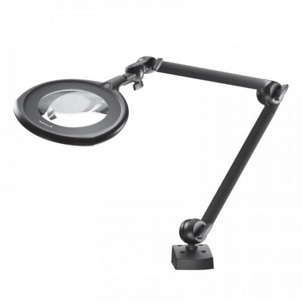 ESD-Lupenleuchte TEVISIO mit LED