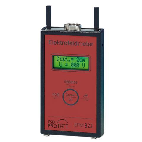 Mietgerät ESD-Protect-Elektrofeldmeter EFM 823