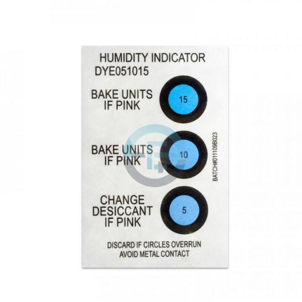Humidity indicator 3 values, 5/10/15%
