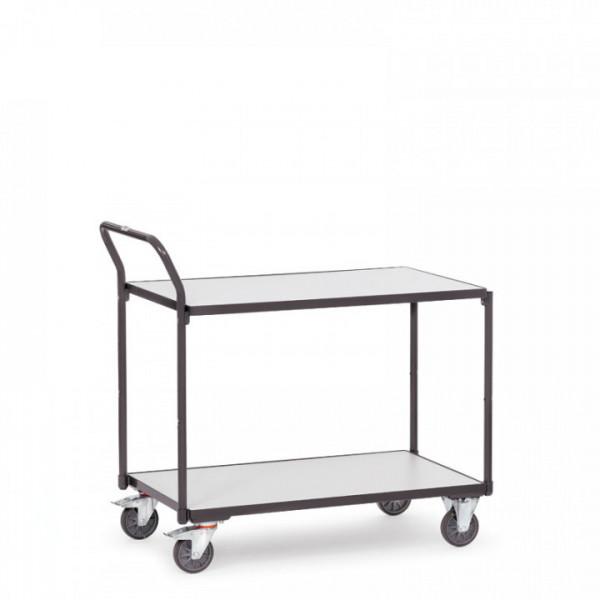 ESD-Tischwagen mit 2 Böden