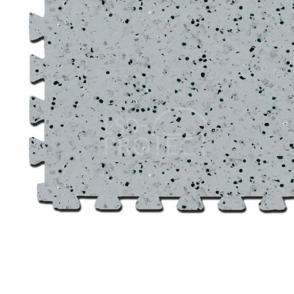 EP0502018 Gerflor ESD-Bodenfliese GTI EL5 CONNECT grau 0352 leitfähige ESD- Bodenfliese