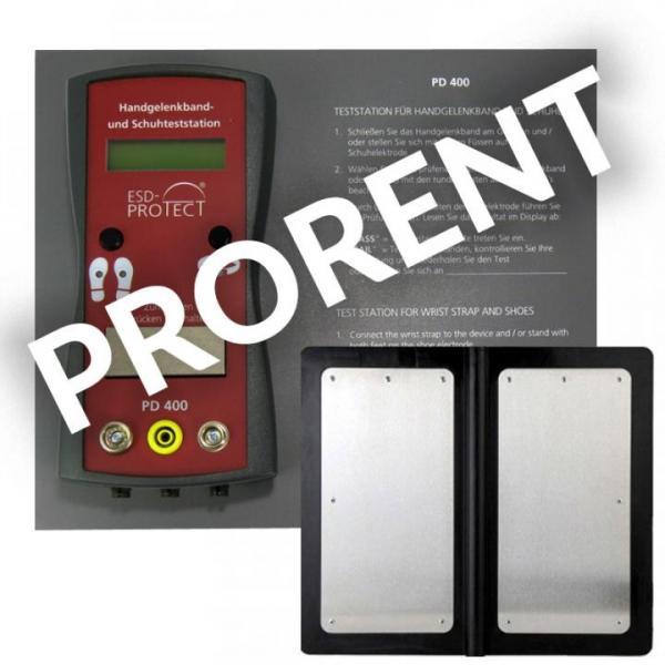 EP0206024 Personentester PD-400 inkl Fusselektrode 3