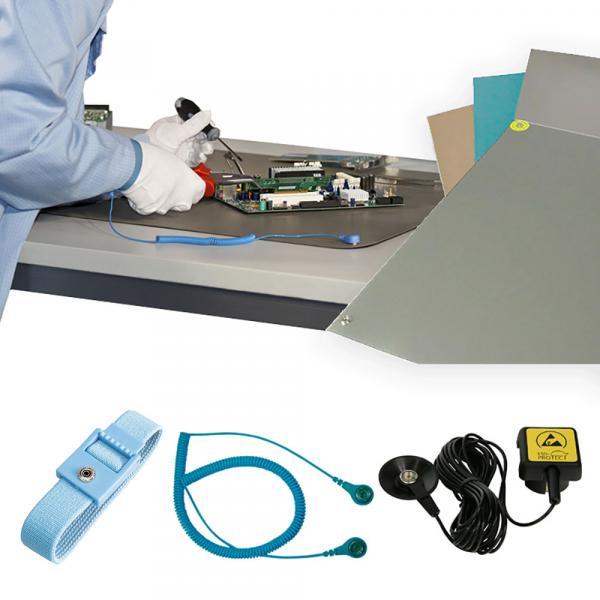 "ESD Tischmatten-Set ""ProMat Starter-Kit"" 60x90"