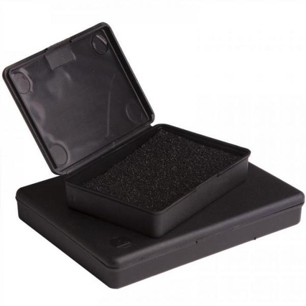 EP0706082 ESD-Dose mit Klappdeckel mit HD-Schaumeinlage