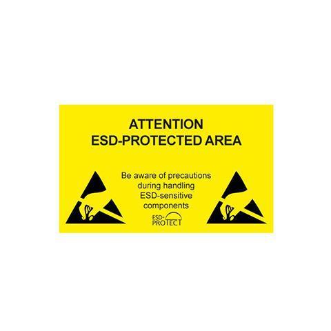 EP0601025 EPA-Warnschild EN Hartplastik 300x150 mm