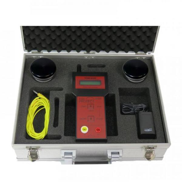 Mietgerät TERA-Ohmmeter TOM 8600