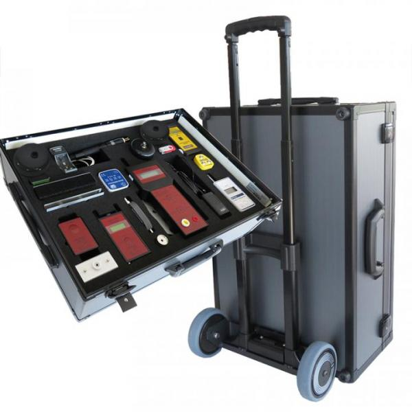 ESD-audit-case PRO TeraResist 8000 with trolley