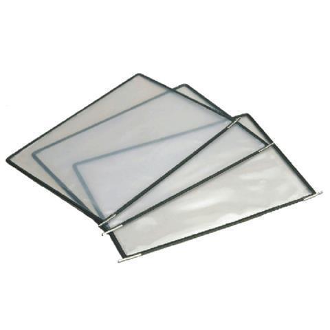 EP0901018 ESD-Schwenktafeln DIN A4 mit ESD Warnsymbol
