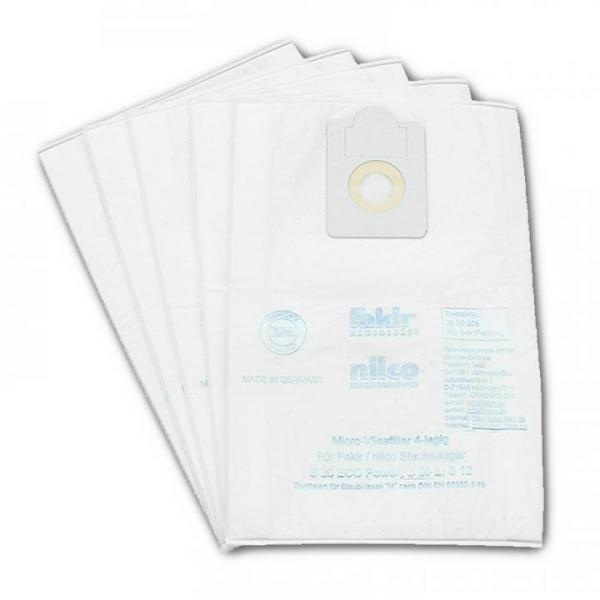 Micro-Vlies Staubsaugerbeutel für EPA-VAC