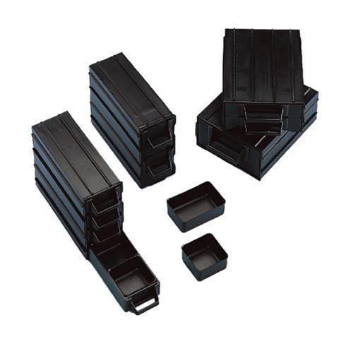 Kleinteilemagazin, 4S, 40 x 20 x 120mm