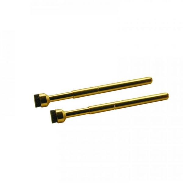 Replacement electrodes (spring-mounted pins)