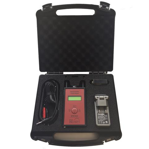 Mietgerät Elektrofeldmeter EFM823 im Kofferset