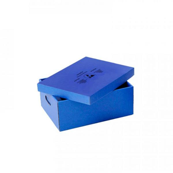 EP0704166 Safeshield Deckel SMALL fuer Stapelcontainer