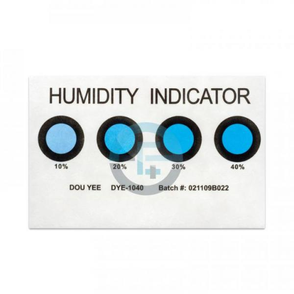 Humidity indicator 4 values, 10/20/30/40%