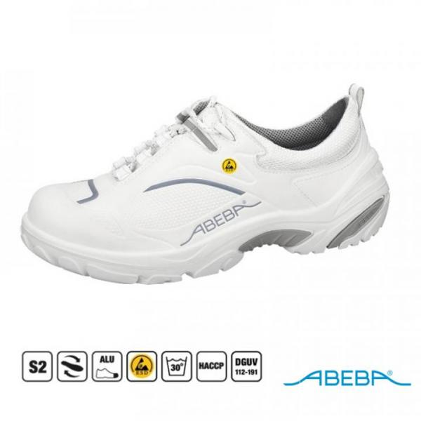 EP1006798 Abeba ESD-Sicherheitsschuh Crawler 34500