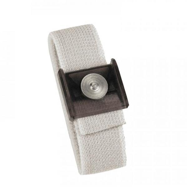 EP0105027 ESD-Erdungsarmband elastisch Magnetanschluss Strickgummiband