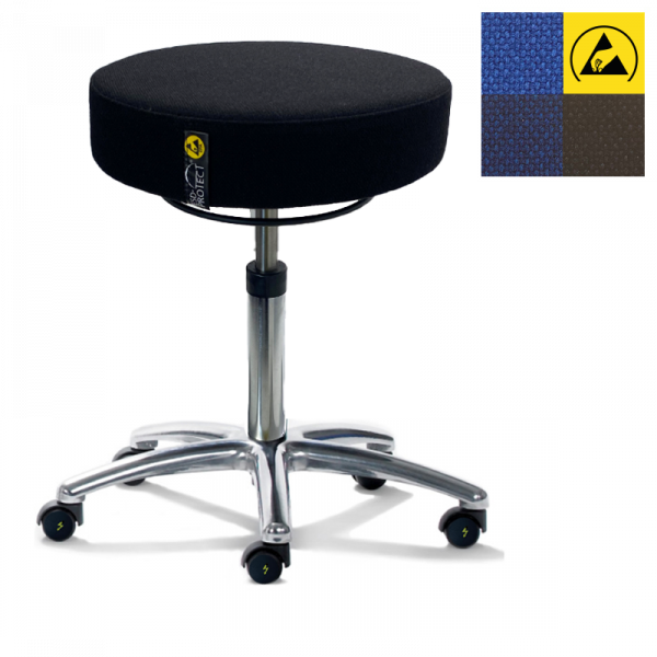 ESD-stool, cushion