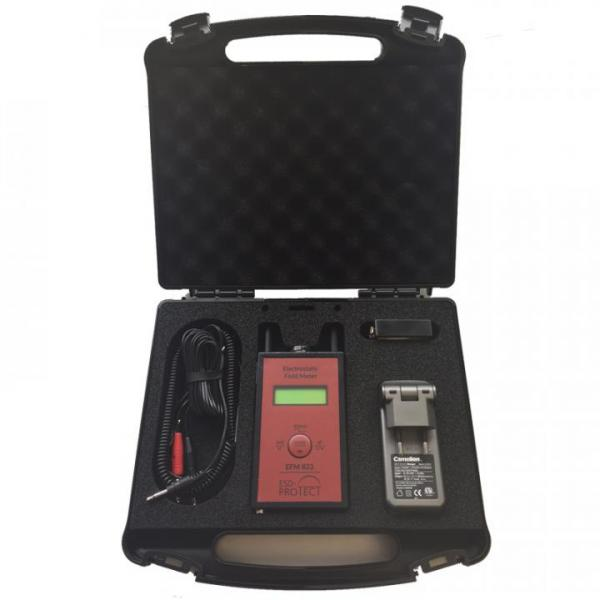 Elektrofeldmeter EFM 823 mit Zubehörset (ZBS)