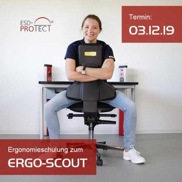 Ergonomie-Schulung: Ausbildung zum ERGO-SCOUT
