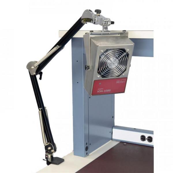 Schwenkarm für Bench-Top-Ionisierer (Tischgeräte)