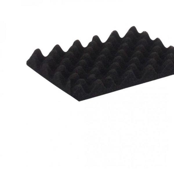 EP0704106 Schaumstoff Noppe schwarz 20 mm