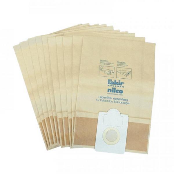 Papier-Staubsaugerbeutel für EPA-VAC